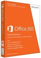 Microsoft Office 365 Home Premium (Для дома расширенный) 32/64 Russian Subscription 1 Year Russia Only EM Medialess No Skype 1 year (В комплект не входит установочный диск)