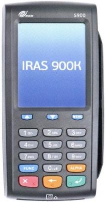 IRAS 900 K