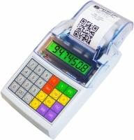 Простой и мобильный кассовый аппарат с возможностью подключения сканеров штрих-кодов. Элвес-МФ