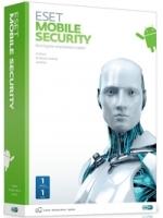 ESET NOD32 Mobile Security - лицензия на 1 год на 3 устройства EKEY
